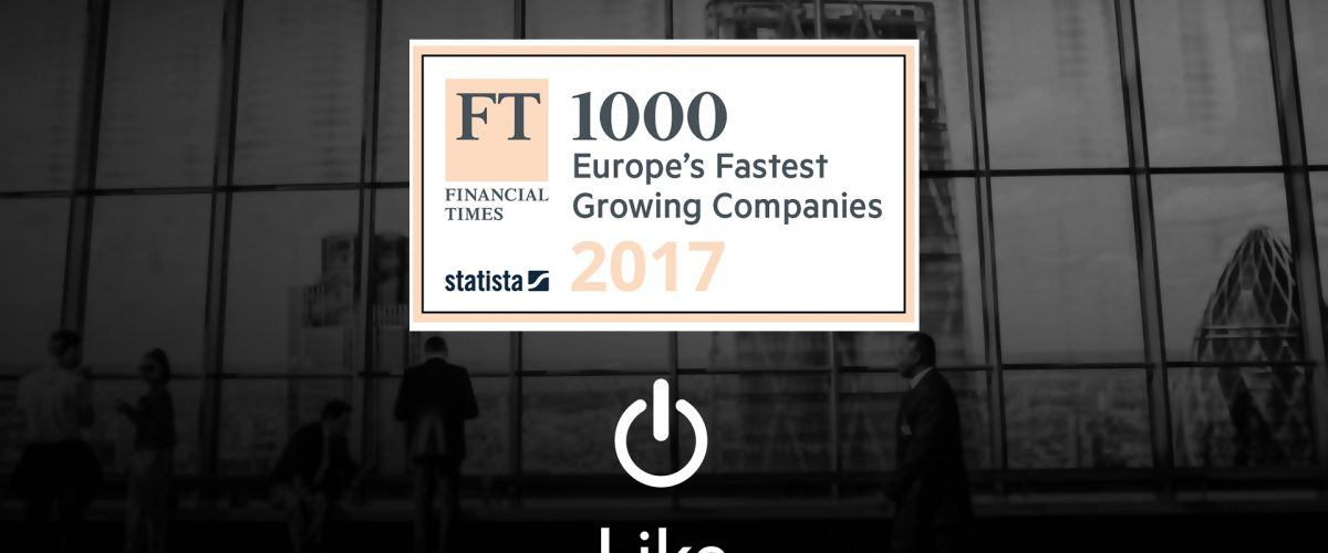 FT1000 Europe's Fastest Growing Companies-Like-srl